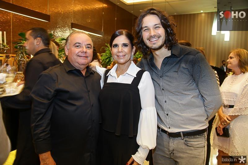 Padro e Maria Lucia Carapeba, Levi Castelo Branco