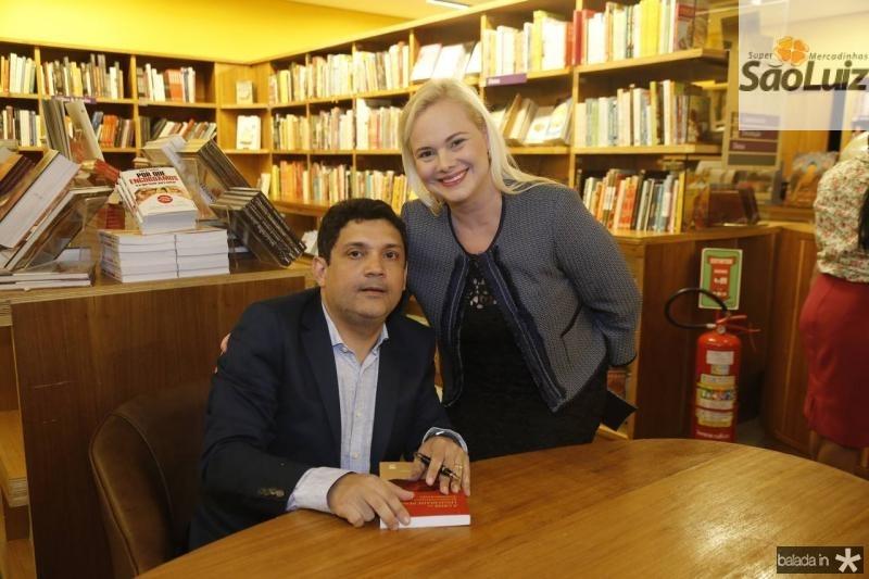 Bruno Queiroz e Janayna Lima