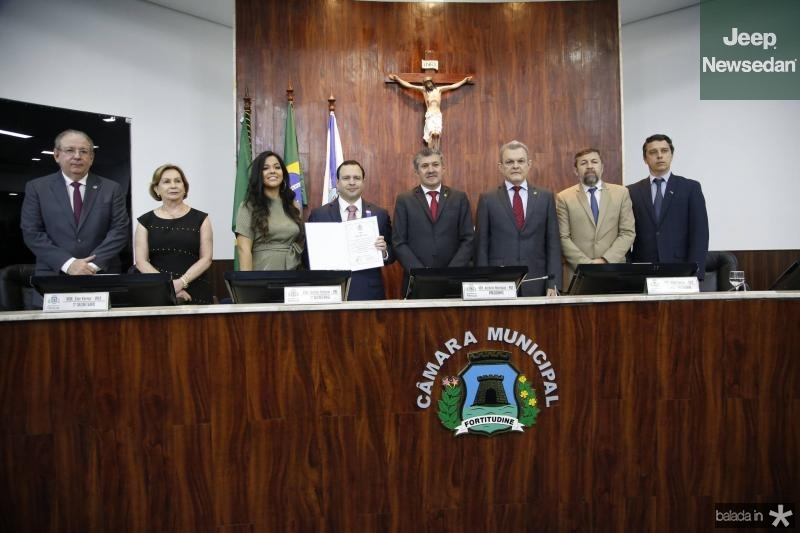 Ricardo Cavalcante, Fatima Veras, Priscila Costa, Igor Barroso, Antonio Henrique, Jose Sarto, Elcio Batista e Andre Siqueira 2
