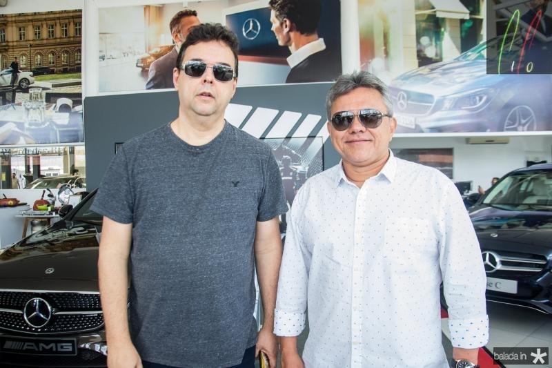 Iure Sobral e Andre Bastos
