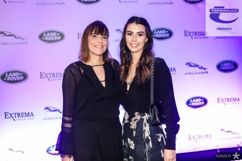 Fernanda Peixoto e Camila Moreira