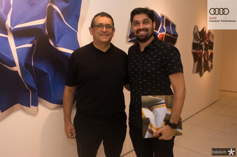 Jose Guedes e Elias Petrucio