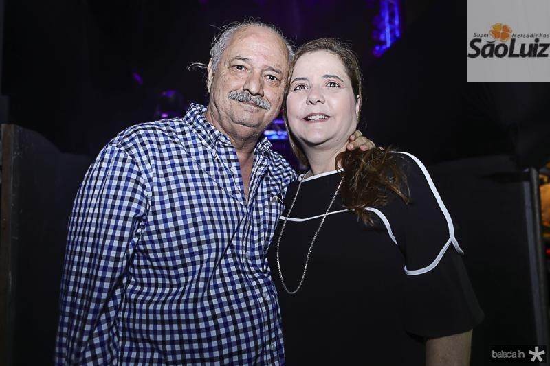Lincoln e Marcielia Machado
