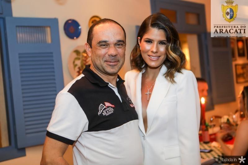 Marcelo Teixeira e Taynã Albuqueque