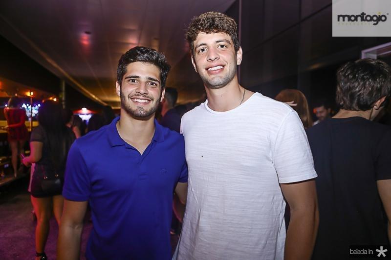 Marcelo e Felipe Barra