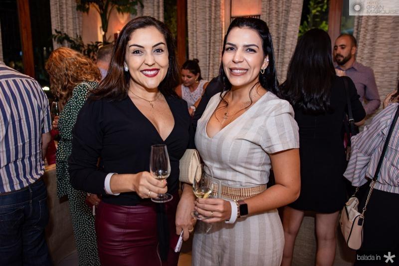 Cristina Barros e Vanessa Andrade