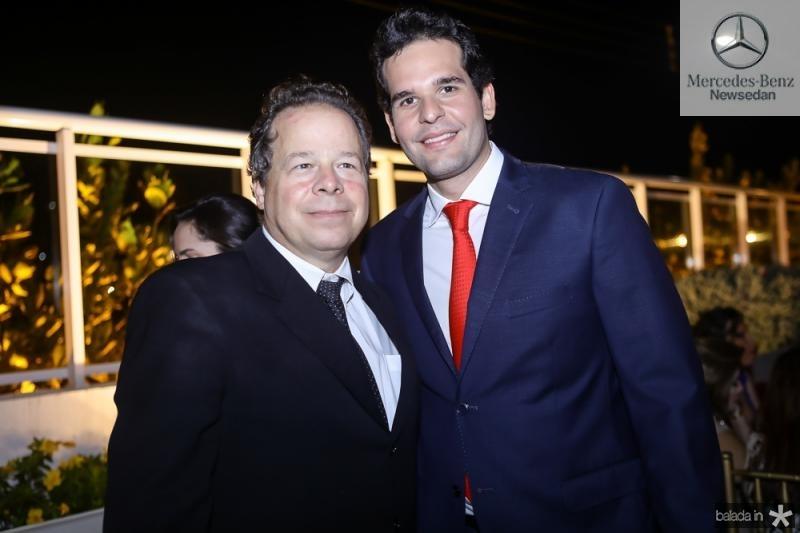 Francisco Ventura e Joao Fiuza