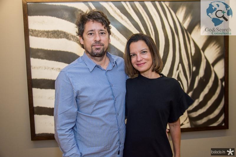 Christian e Adriana Cravo