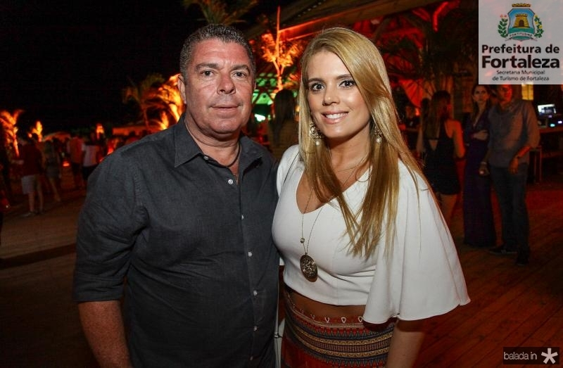 Ricardo e Leticia Studart