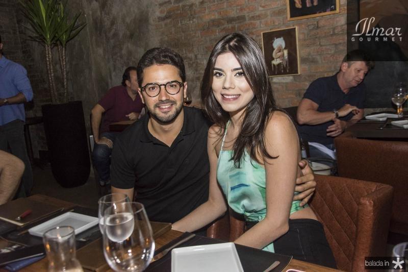Pablo de Tancredo e Leticia Cavalcante