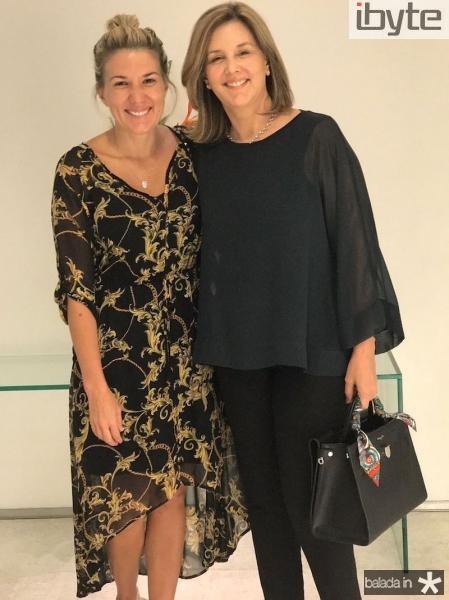 Rafaela Pinho e Fernanda Matoso