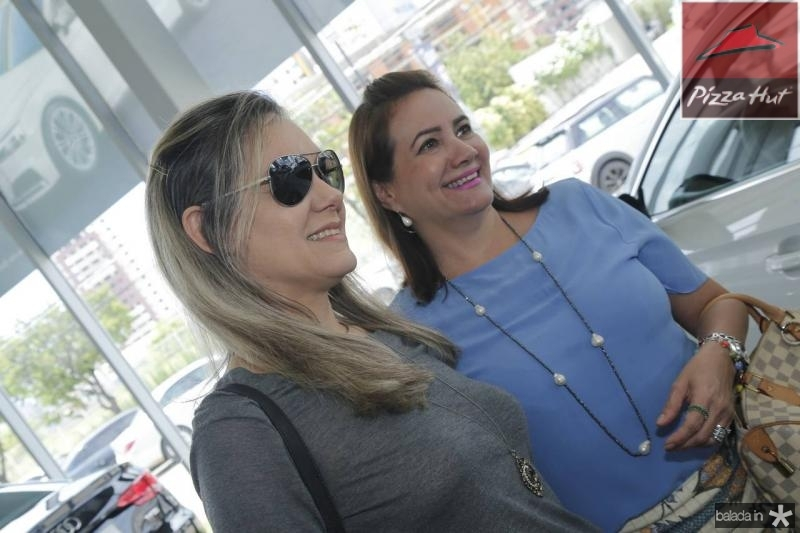 Erika Lima e Cristina Albuquerque 2
