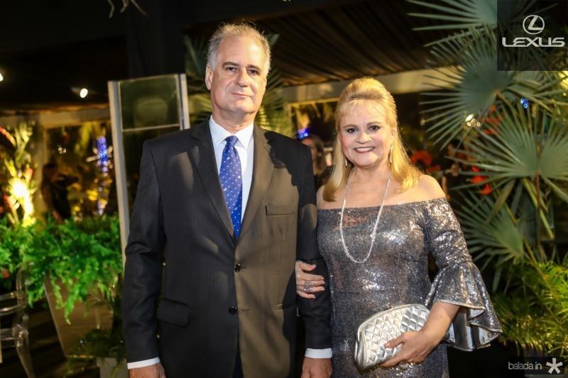Artur e Excelsa Costa Lima