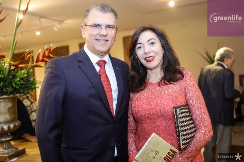 Randal e Gina Pompeu