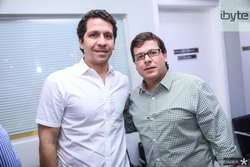 Bruno Oliveira e Mauricio Sales