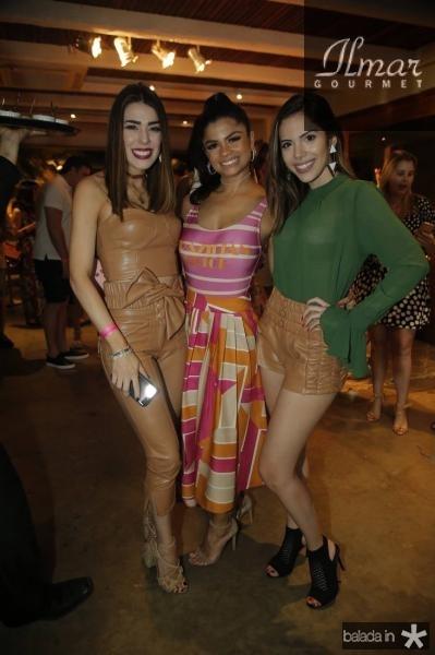 Juliana Cordeiro, Isabelle Timoteo e Nicole Cordeiro 2