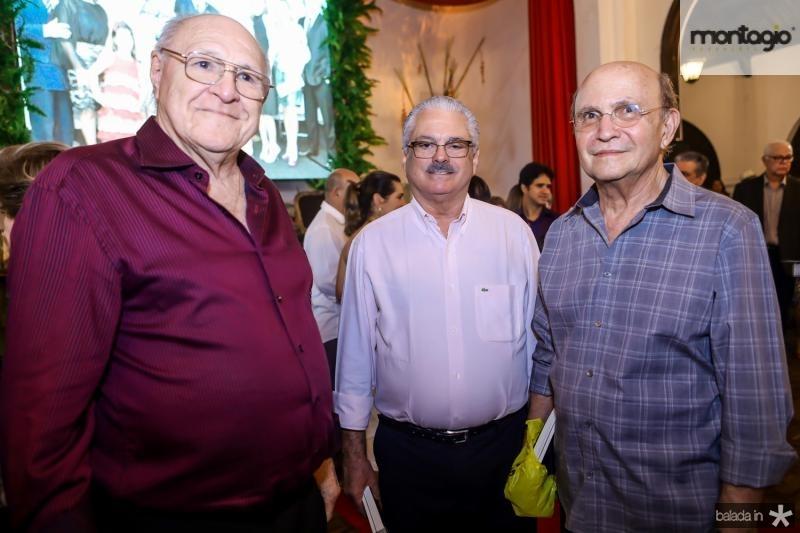 Luis Marques, Vitor Frota Pinto e Joao Soares