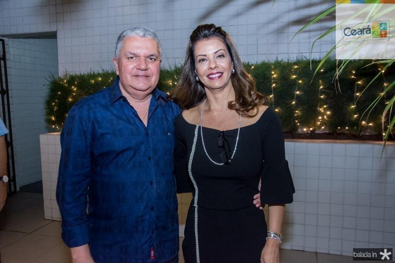 Ricardo Mendes e Edleda Mendes