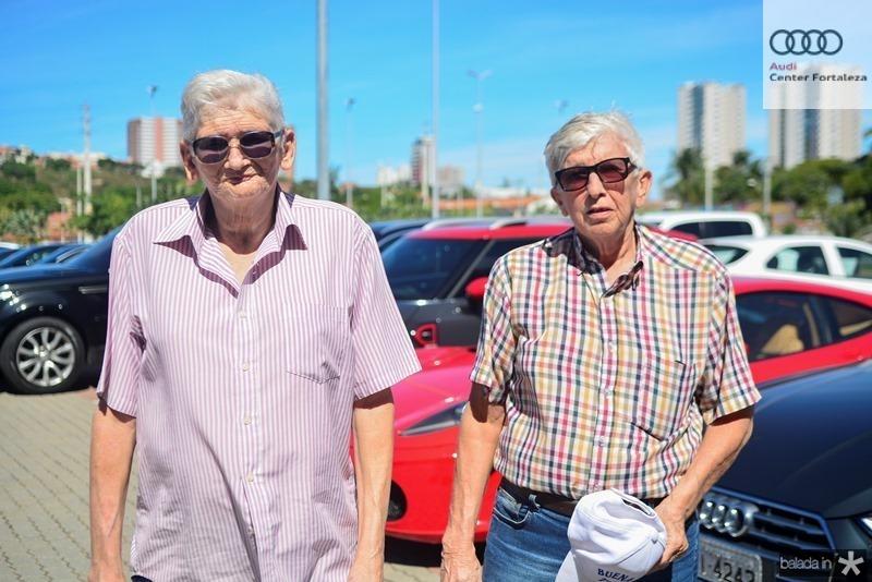 Paulo Stenio e Francisco Alberto