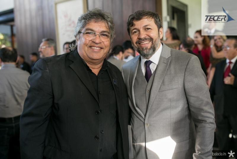 LC Moreira e Elcio Batista