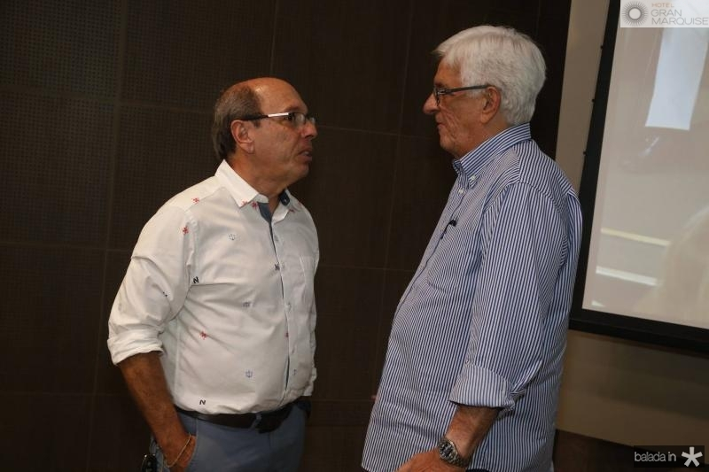 Andre Montenegro e Assis Machado
