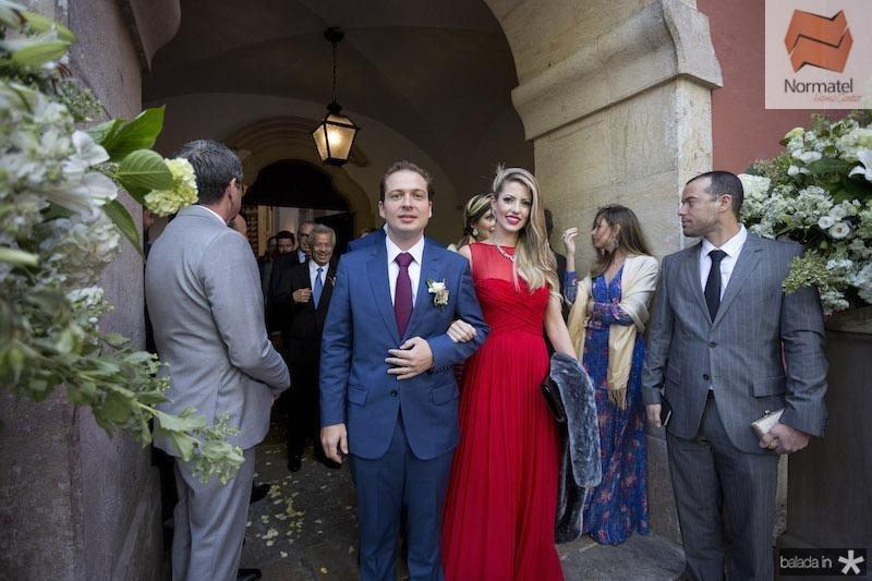 Humberto e Raquel Macedo