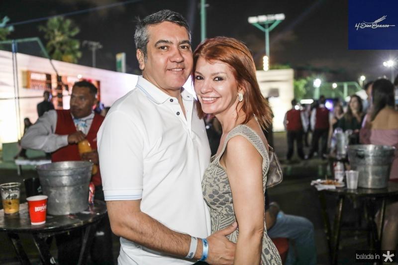 Eduardo Morais e Suzane Farias