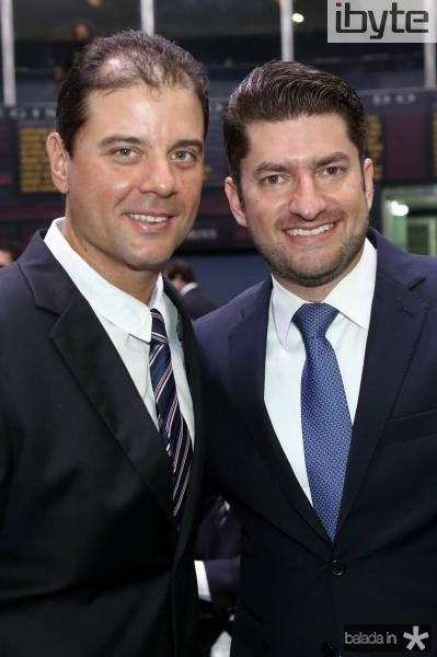 Rafael Cysne e Paulo Jose Benevides