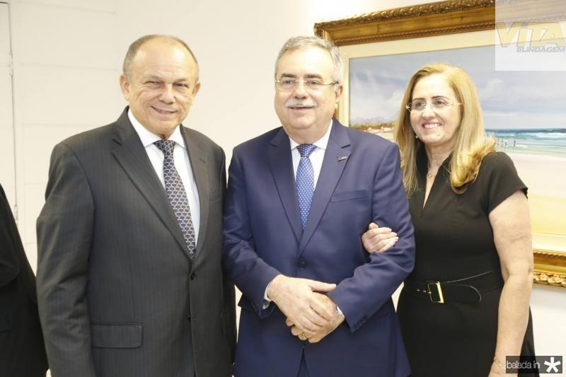 Honorio Pinheiro, Assis e Edna Cavalcante