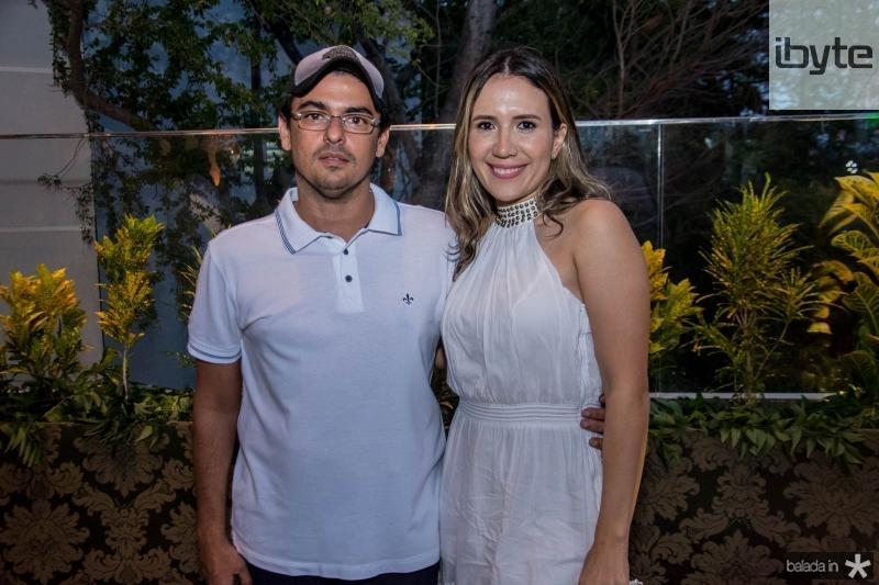 Fernando e Alessandra Rocha