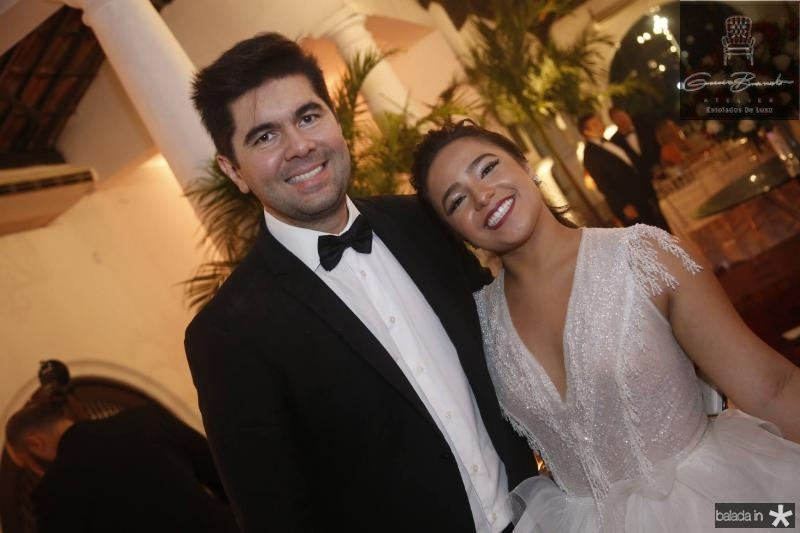 Itaque Figueiredo e Alodinha Guimaraes