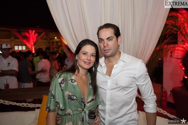 Renata e Claudio Vale
