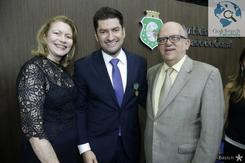 Marfisa Ximenes, Paulo Jose Benevides e Fernando Ximenes