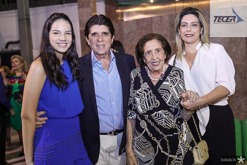 Hildete Sa Cavalcante, Dito e Deise Machado, Jaqueline Sa Cavalcante