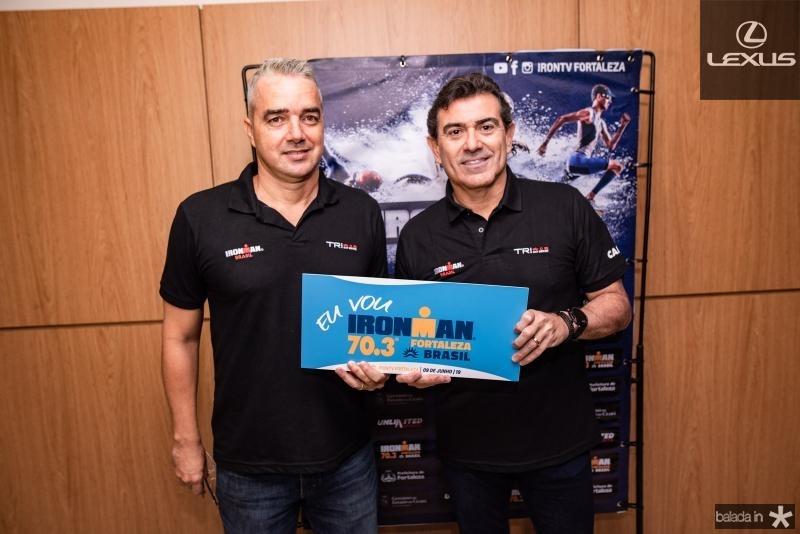 Kal Aragao e Alexandre Pereira