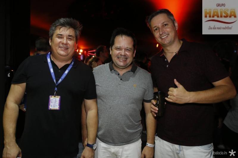 Vilemar e Vinicius Ferreira e Guilherme Costa