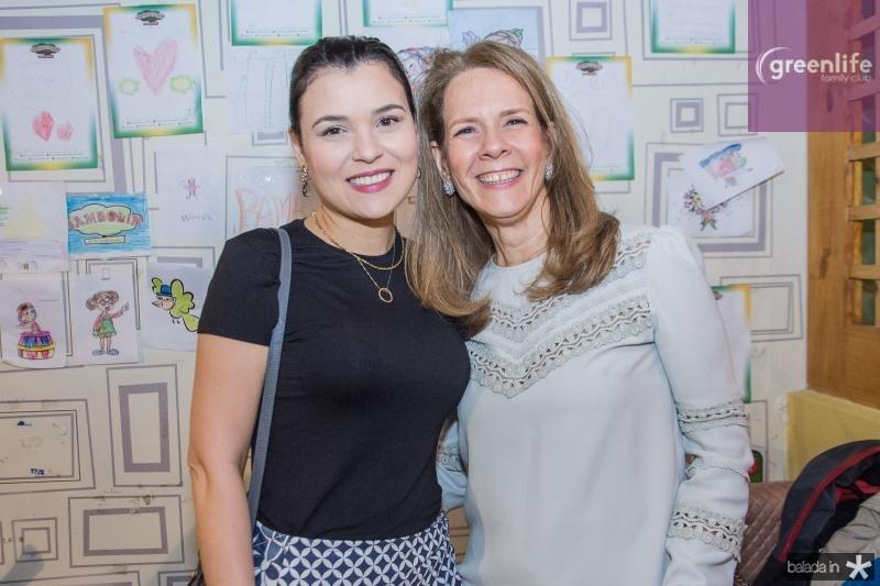 Ana Flavia e Flavia Melo