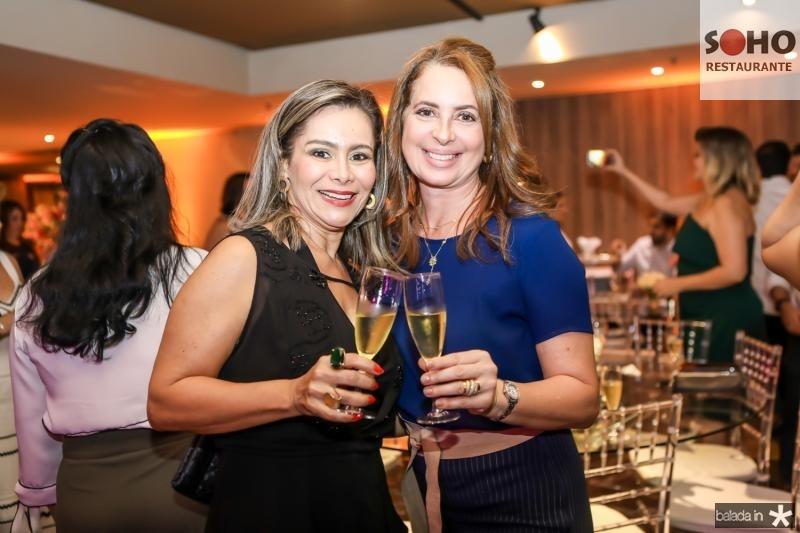 Gina Paiva e Marcia Andrea
