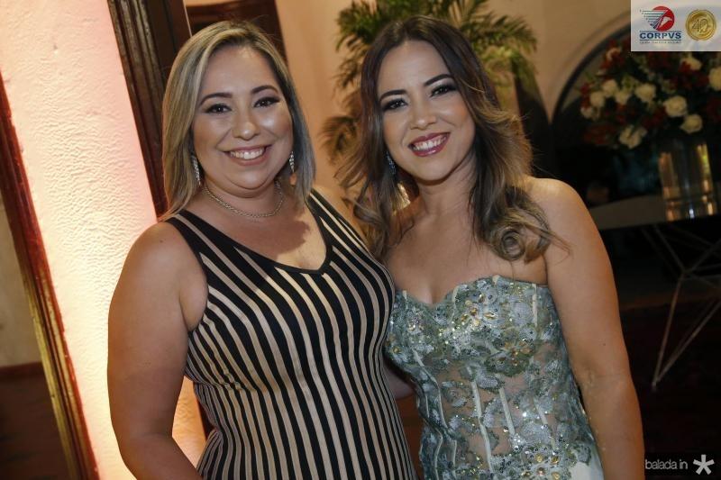 Suzana Figueiredo e Vivian Rosa 1