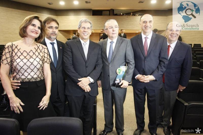 Daniela Cabral, Gilberto Costa, Severino Ramalho Neto, Antonio Jose Mello, Marcos Atchabahian e Claudio Conz