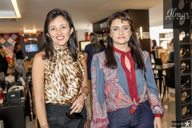 Ana Canafistola e Priscila Albertine