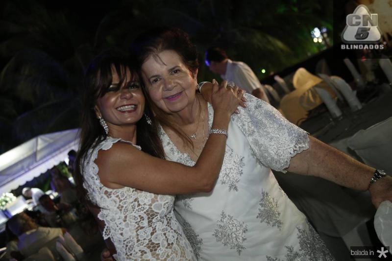 Claudia Bezerra e Elisa Gradvohl