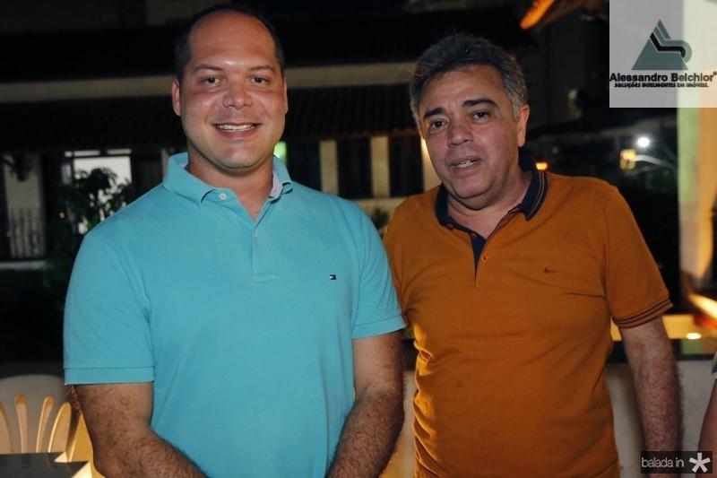 Heitor Freira e Serginho Esteves