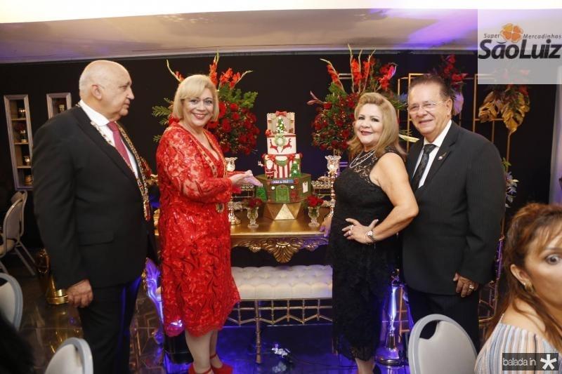 Epitacio Vasconcelos, Priscila Cavalcante, Marta e Waldo Peixe 2