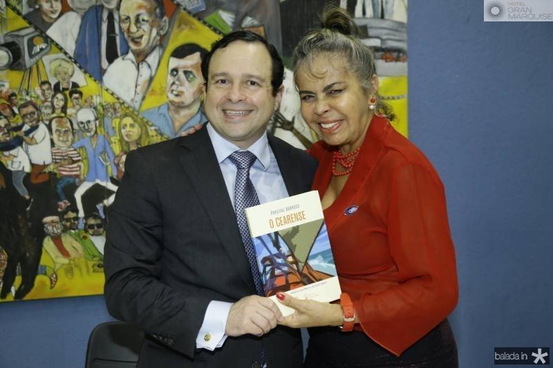 Igor Queiroz  Barroso e Selma Cabral