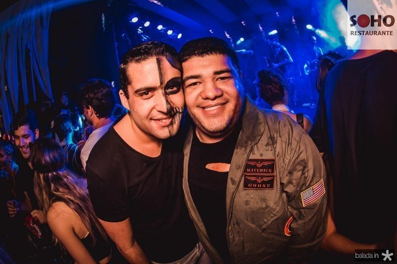 Victor Oliveira e Anderson Queiroz