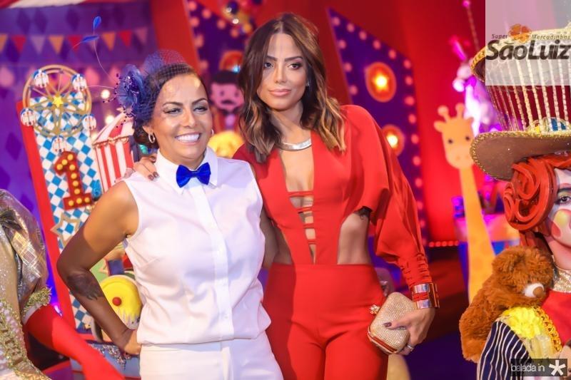 Gil Santos e Fernanda Sena