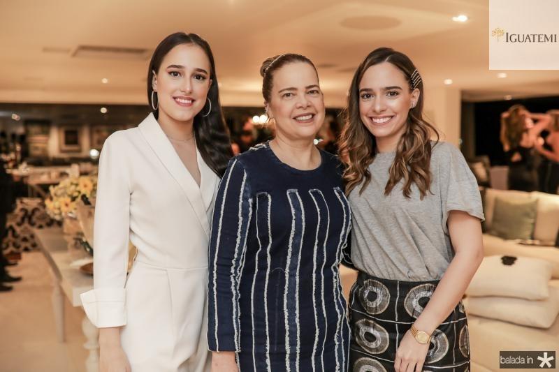 Rafaella, Isabella e Gabriella Fonseca