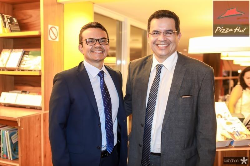 Henrique Lavour e Paulo Portela