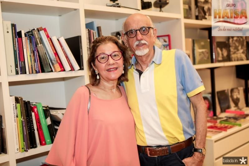 Fatima e Julio Espinola